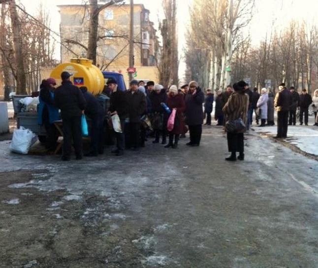 Вечером боевики продолжают вести огонь из минометов по Луганскому и Зайцево, - пресс-офицер - Цензор.НЕТ 3189