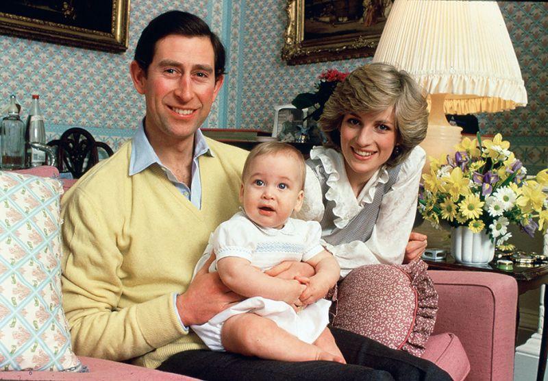 семьи англии королевской 2016 фото