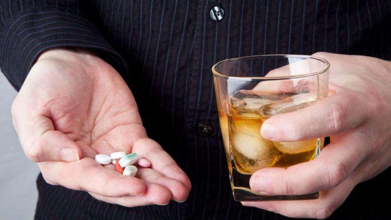 Таблетки от длительного запоя
