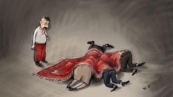 Истерика вокруг Савченко осложняет решение этого вопроса, - пресс-секретарь Путина Песков - Цензор.НЕТ 5193