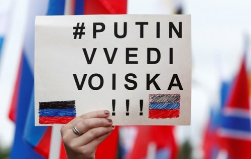 Воинствующим и кровожадным апологетам «русского мира» на заметку