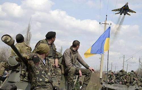 Боевики продолжают вооруженные провокации. Обстреляны Марьинка и Тарамчук, - пресс-центр штаба АТО - Цензор.НЕТ 863