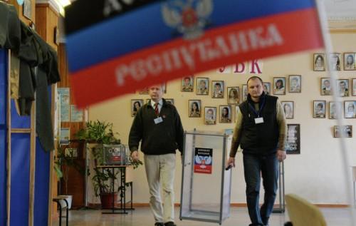 Фейковые «выборы» на оккупированной Россией территории Донбасса как международное преступление