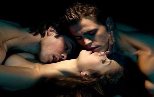 Женские фантазии о сексе с двумя мужчинами