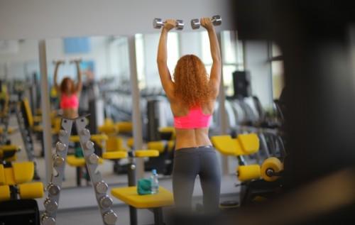 как похудеть в зале а не накачаться