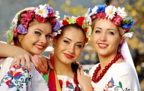 Украинки самые красивые фото 466-410