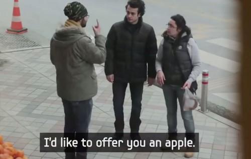 язык жестов видеоурок