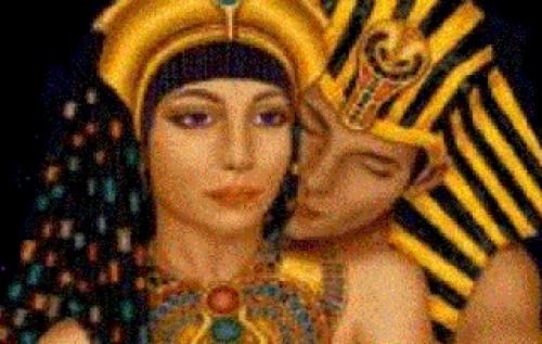 Сексуальные забавы древних египтян