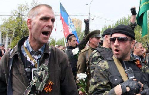 Наблюдатели ОБСЕ видели под Донецком солдат и технику с российскими опознавательными знаками - Цензор.НЕТ 5795