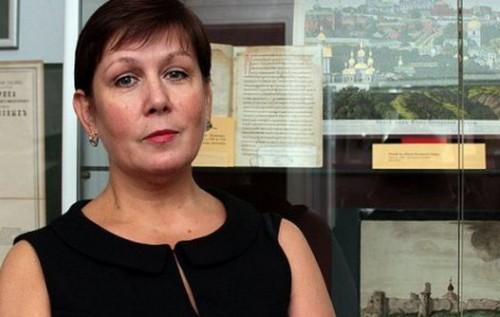 Следком РФ требует ареста директора Библиотеки украинской литературы в Москве Шариной - Цензор.НЕТ 7687