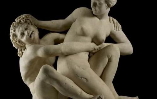 Древние секс скульптуры