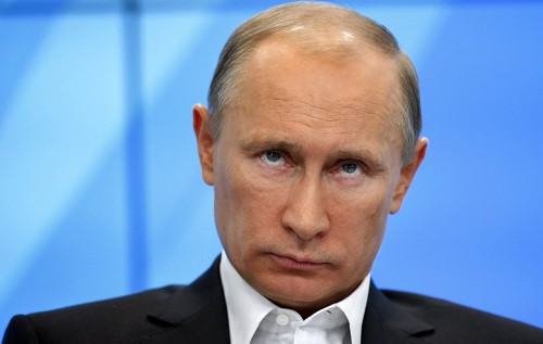 Путину похуй на юго восток