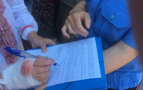 Французские студенты передали два автомобиля скорой помощи для больниц на Донбассе - Цензор.НЕТ 906