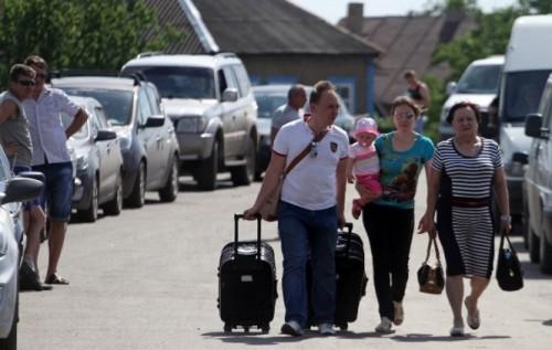 Вследствие утренних обстрелов Марьинки погибли 2 мирных жителя, ранены 4 человека, - глава РГА - Цензор.НЕТ 6388