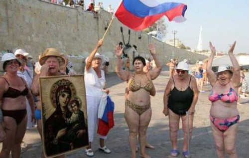 В порты оккупированного Крыма заходили 652 иностранных судна, - глава Госпогранслужбы Назаренко - Цензор.НЕТ 860