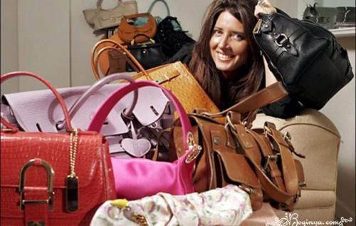 Женская сумка - язык тела. Британские эксперты о том, что расскажет сумочка  о характере хозяйки b614a8bdd13