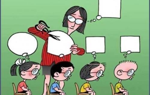 Как в школах России учителя ведут пропаганду идей, внушаемых телевизором