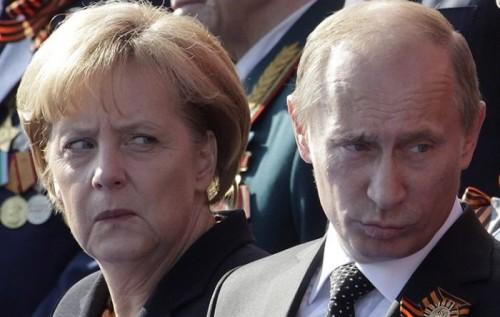 Меркель и Олланд обсудили с Путиным ситуацию на Донбассе - Цензор.НЕТ 3009