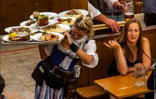 Пышногрудые официантки фото фото 187-772