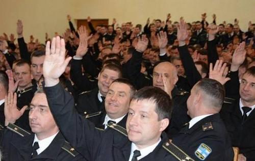 Основные обстрелы украинских войск сегодня проводились на Донецком направлении, - пресс-центр АТО - Цензор.НЕТ 2701