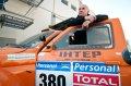 Открытие фотовыставки «Дакар 2011» и торжественное прибытие автомобиля украинской команды SIXT UKRAINE. ФОТО