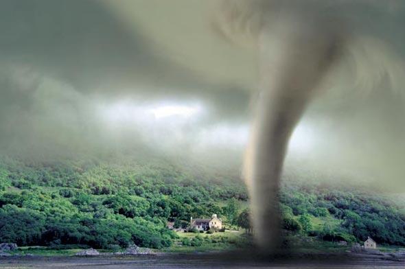 новые фото торнадо