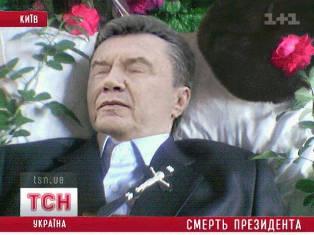 Оппозиционному депутату принесли домой гроб с его фотографией - Цензор.НЕТ 9745