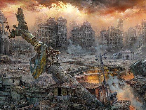 ТОП Украина - уродливая химера, государство кровожадных ублюдков.  Перейти.  Комментариев: 0.