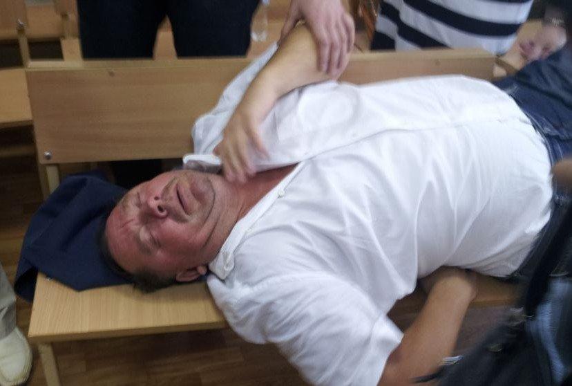 Задержанные на взятке мэр Вышгорода и его сообщники жалуются на плохое самочувствие, - прокурор Киевской области - Цензор.НЕТ 1081