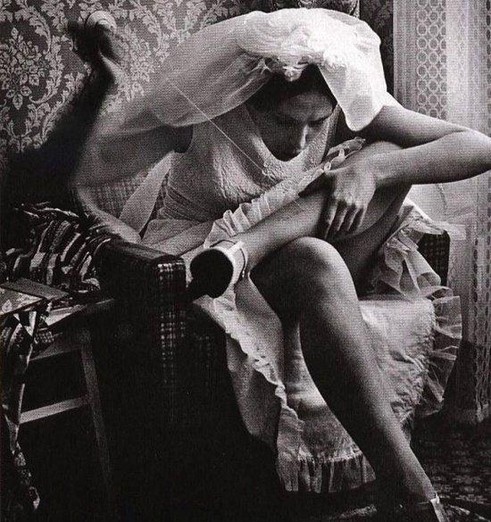 Проблеск случайности и красоты без фотошопа девушек СССР