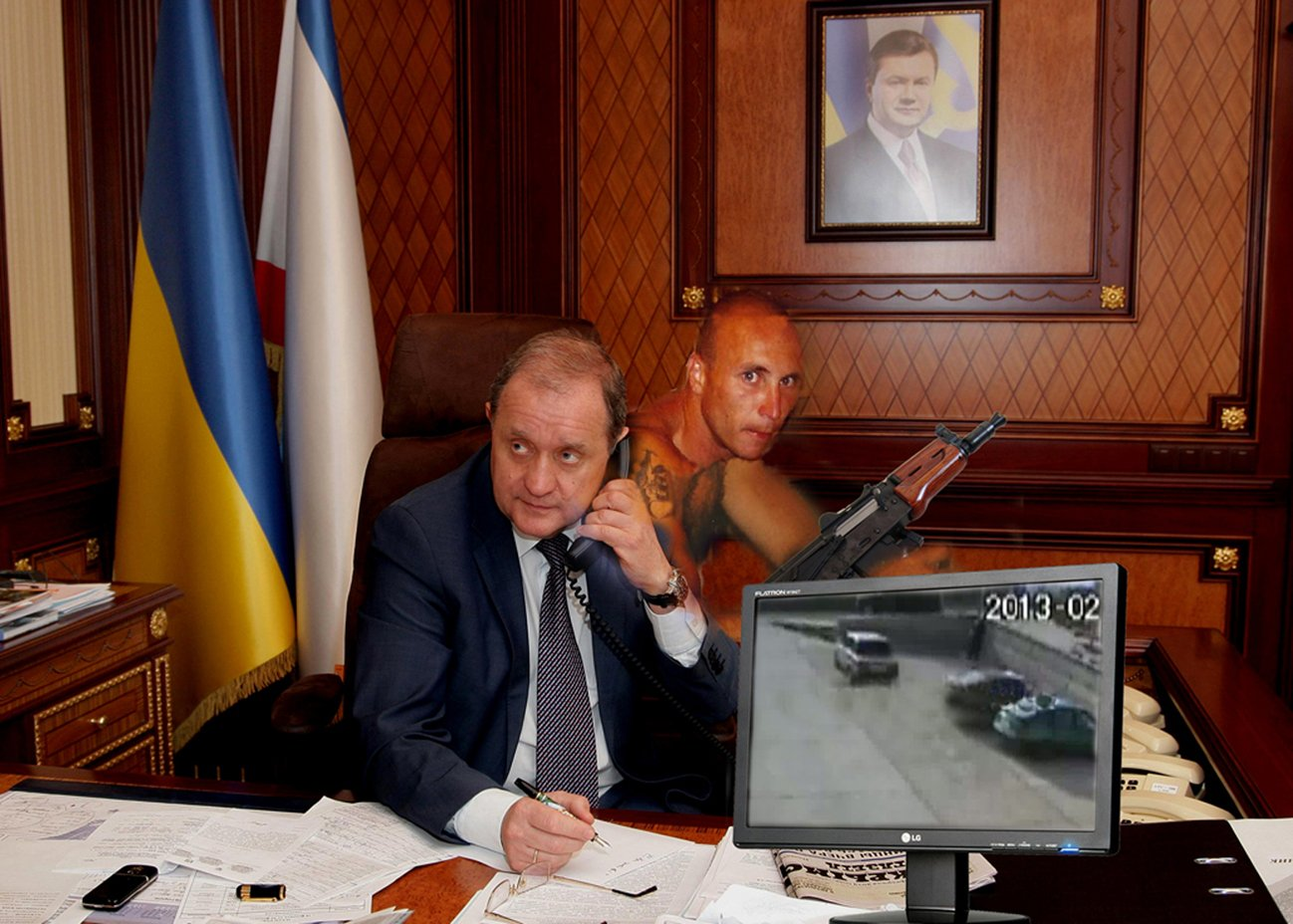 Чем сегодня пугают президента Украины и его окружение