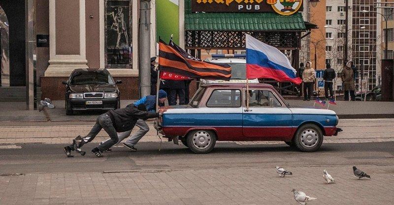 Санкции против России бессмысленны, - кандидат в президенты Франции Фийон - Цензор.НЕТ 1709
