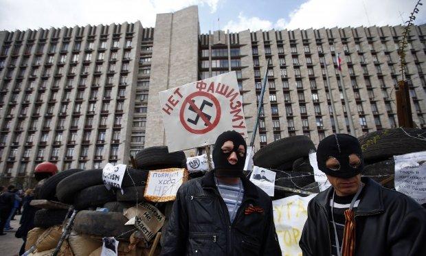 """Путин сравнивает Юго-Восток Украины с Северным Кавказом, хотя и видит """"разницу огромного масштаба"""" - Цензор.НЕТ 3880"""