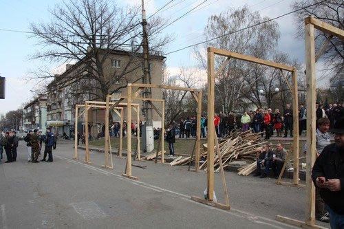 В Донецке освободили пятырех заложников, - Луценко - Цензор.НЕТ 2886