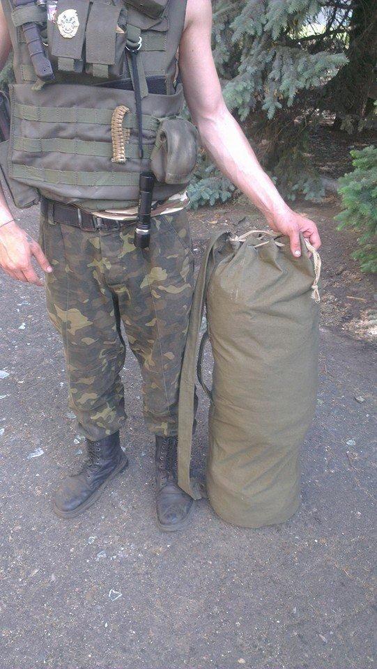 Активисты привезли украинским военнослужащим в Славянск продукты и необходимые вещи - Цензор.НЕТ 6863