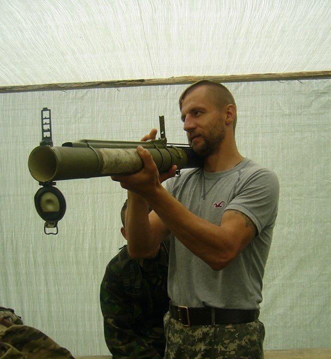 Михайло Гаврилюк розповів про створення батальйону добровольців
