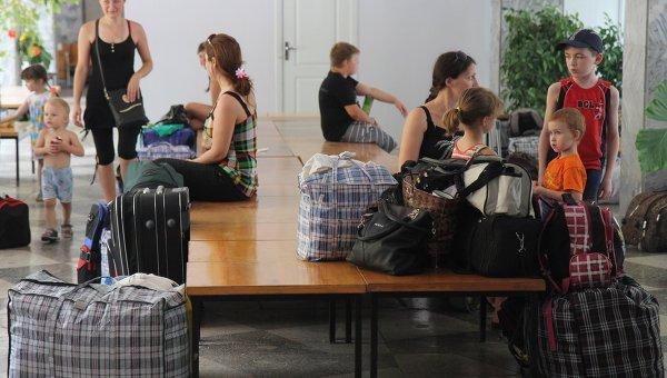 В Киеве хотят посчитать количество беженцев из АТО через регистрационные центры