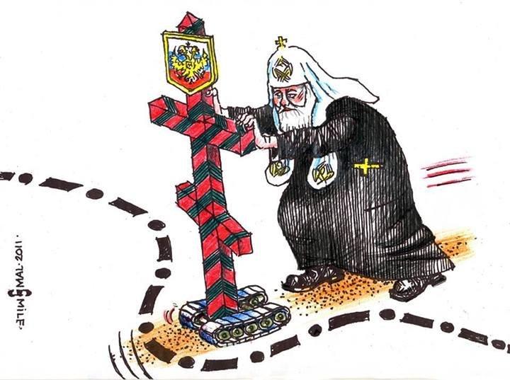 Митрополит Владимир находится в тяжелом состоянии: церковь просит молитв - Цензор.НЕТ 8831
