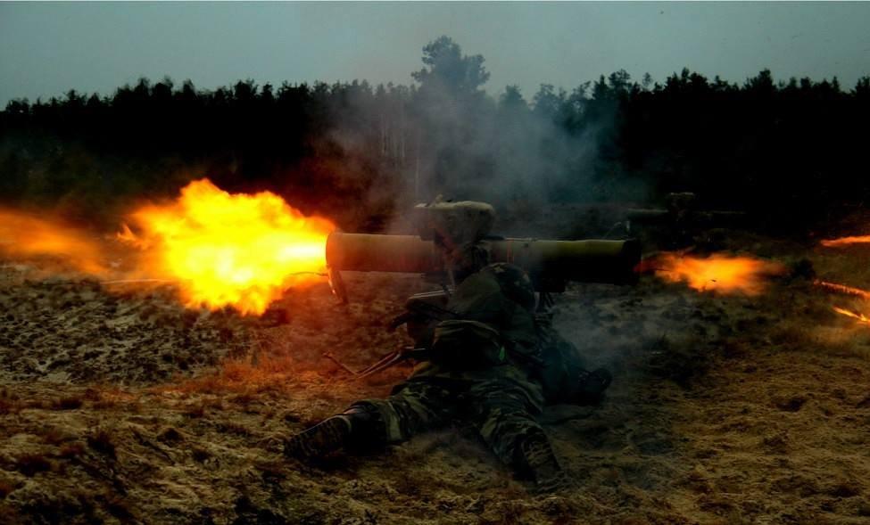 """Украинские военные подбили три установки """"Град"""" сепаратистов, - активист - Цензор.НЕТ 8169"""
