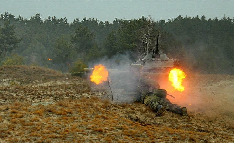 """Украинские военные подбили три установки """"Град"""" сепаратистов, - активист - Цензор.НЕТ 3482"""