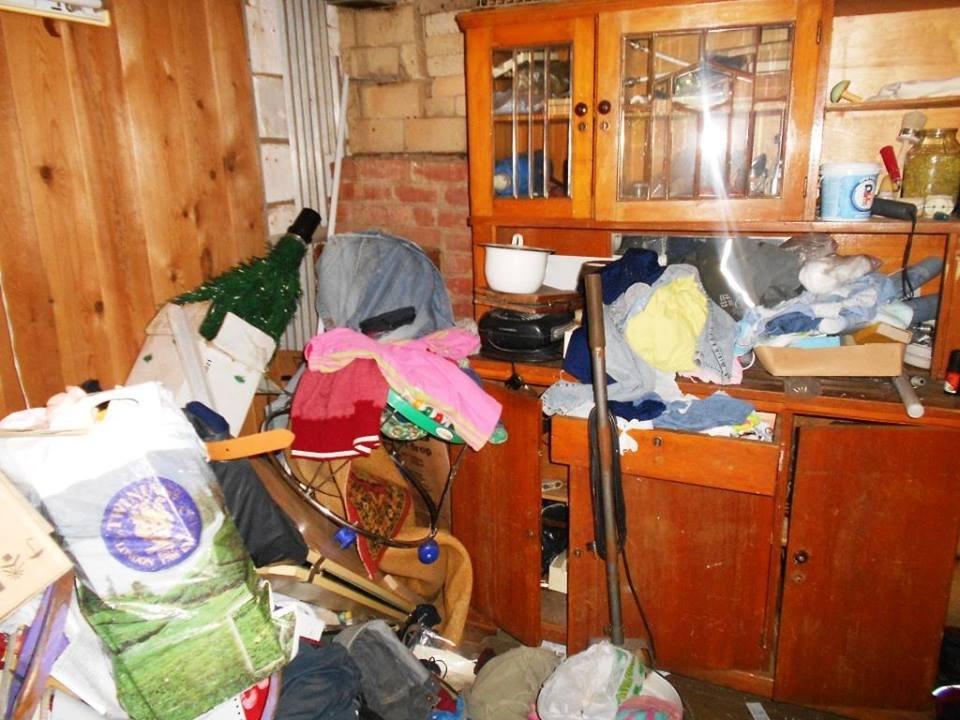 Як виглядає будинок після двомісячного проживання в ньому біженців зі Слов'янська