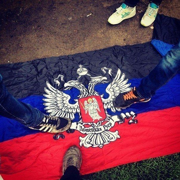 Террористы пытаются вырваться из окружения в районе Луганска, - пресс-центр АТО - Цензор.НЕТ 6989