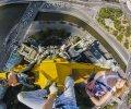 Московских альпинистов, поднявших флаг Украины на высотке, привлекут за хулиганство