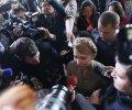 Сьогодні об 11.30 Тимошенко виступить із заявою