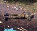 ФОТО ликвидированной под Еленовкой колонны боевиков. 18+