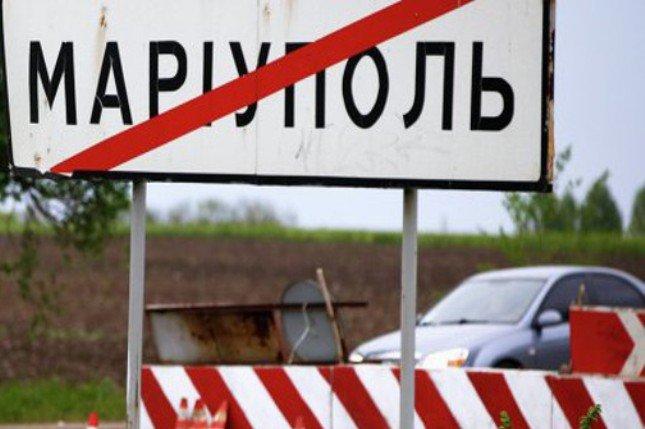 Під Маріуполем українські війська контратакують російських військових