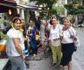 Крымцы и украинцы Стамбула пикетировали российске генконсульство. ФОТОФАКТ
