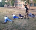 Мариупольцы готовы отражать агрессию с оружием в руках. ФОТОФАКТ