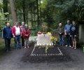Украинцы в Мюнхене привели в порядок могилу Степана Бандеры.ФОТО