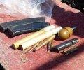 В Славянске начали добровольно сдавать оружие. ФОТО